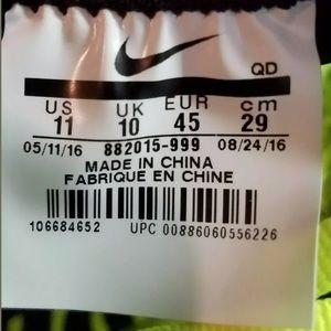 Nike Shoes - Nike Zoom Mamba 3 OC Cleats Spikes 11 Yellow NWD